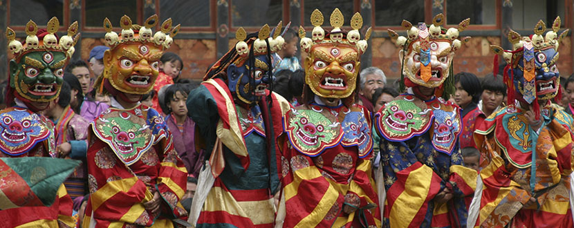 event report tshechu in bhutan Korea and bhutan to celebrate 30 years of diplomatic relations  some highlight events in june, july and august 2017  tshechu in bhutan december 23.